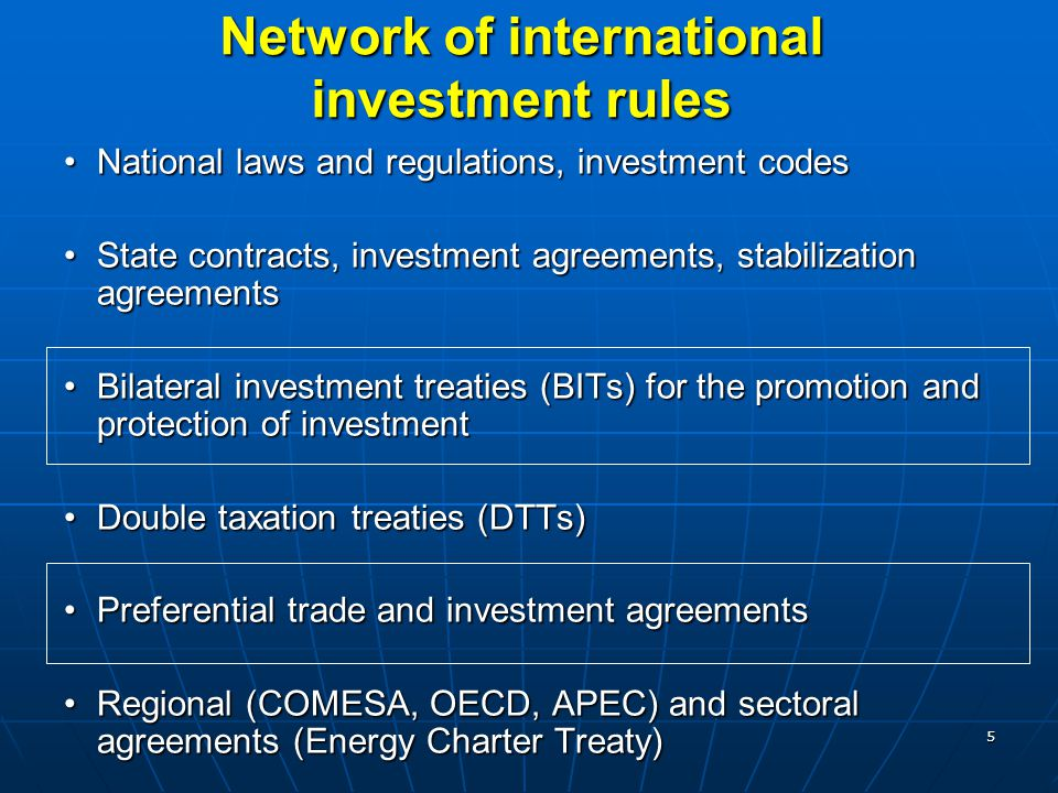 6 Investment contracts are not IIAs State contracts and investment agreements between individual investors and the host State set rules, rights and obligations for both parties State contracts and investment agreements between individual investors and the host State set rules, rights and obligations for both parties These investment agreements are not treaties.