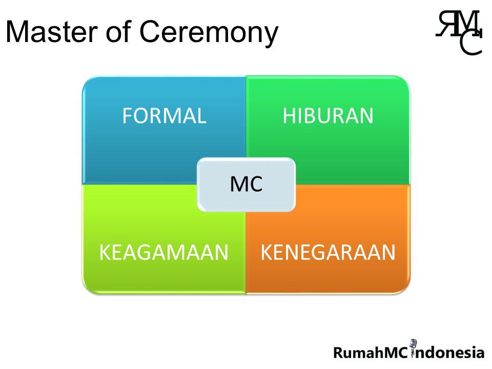 FORMALHIBURAN KEAGAMAANKENEGARAAN MC