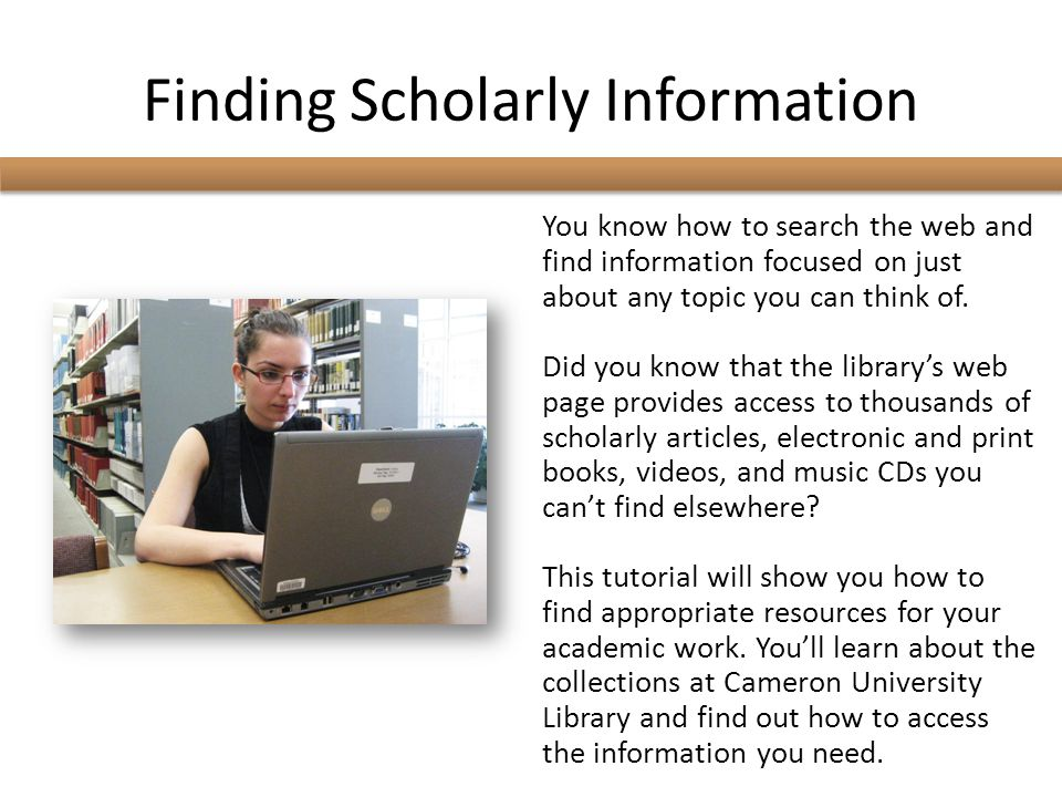 Refining Your Search You could look within one of the recommended specialized collections.