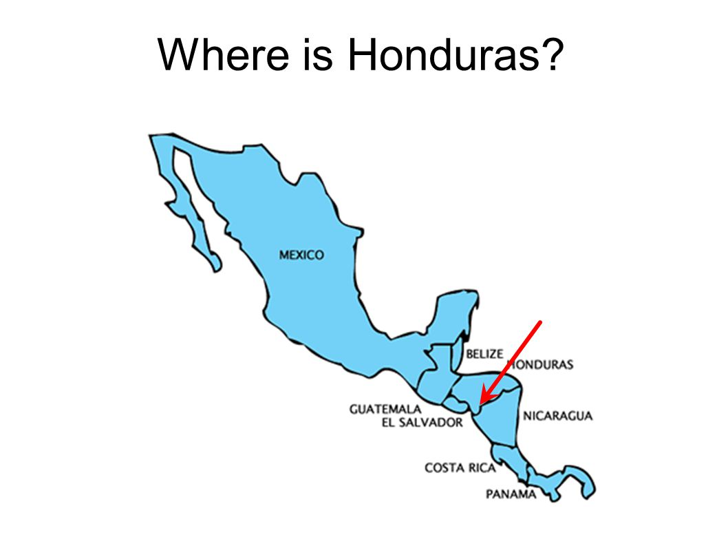 Honduras-Geography Second largest country in Central America Has an area of 43,278 sq mi Mountainous in the interior with narrow coastal plains http://www.csbsju.edu/career/images/map-honduras.gif