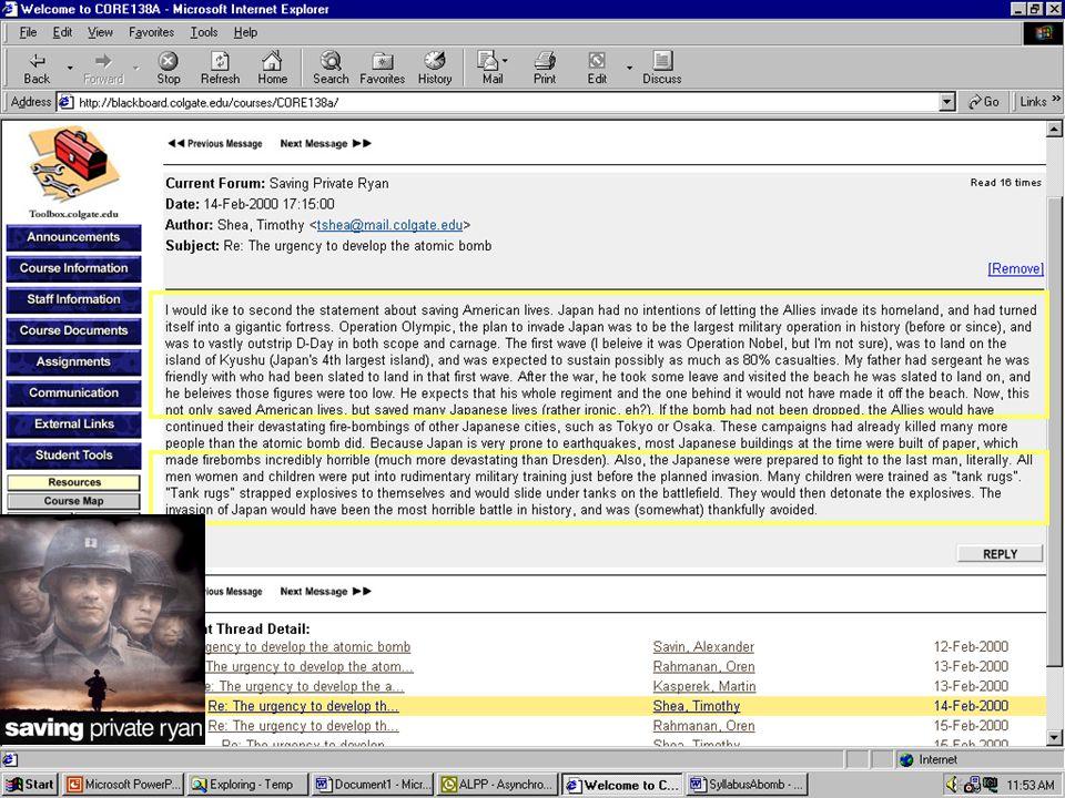 NLII - January 28, 2003