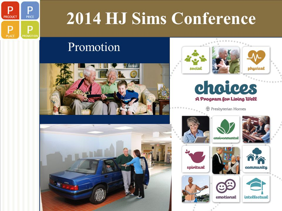 2014 HJ Sims Conference Promotion