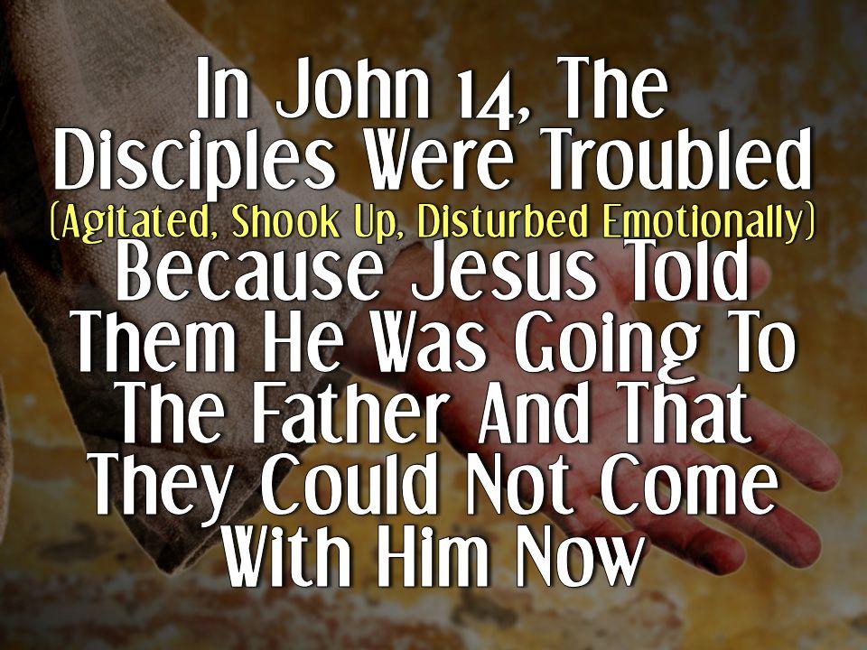 JESUS GAVE THEM SEVERAL PROMISES