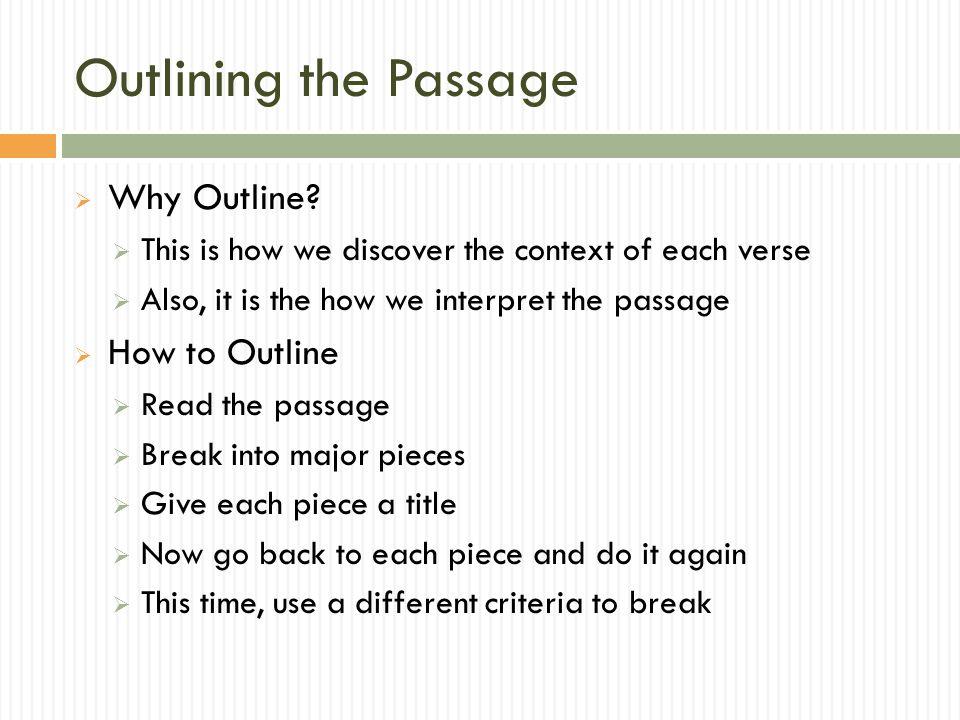 Chapter 1 Outline  I.John 1:1-18  Introducing Jesus Christ  II.