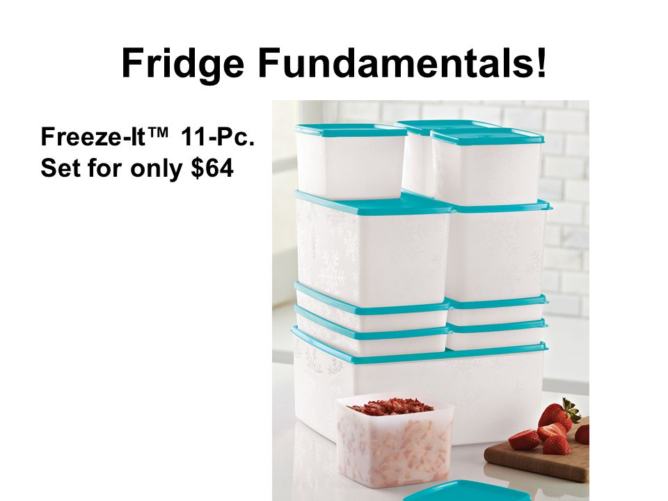 Exclusive Host Gift Special Tupperware® Impressions Summer Party Set Free with $450 party & 2 datings held for $68 in Host Credit $151 total value.