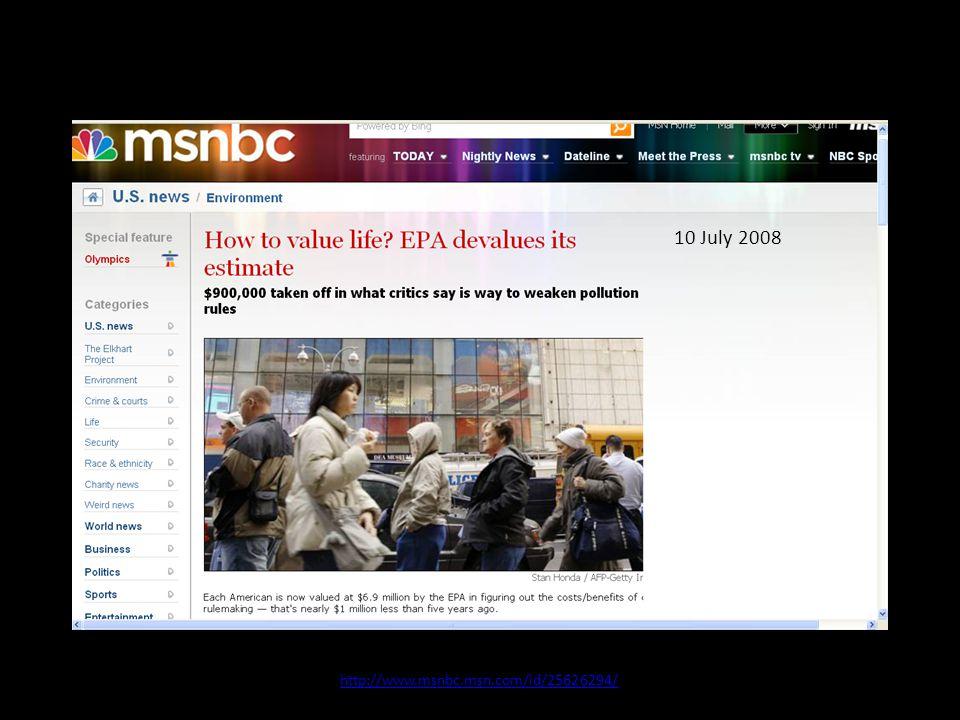 10 July 2008 http://www.msnbc.msn.com/id/25626294/