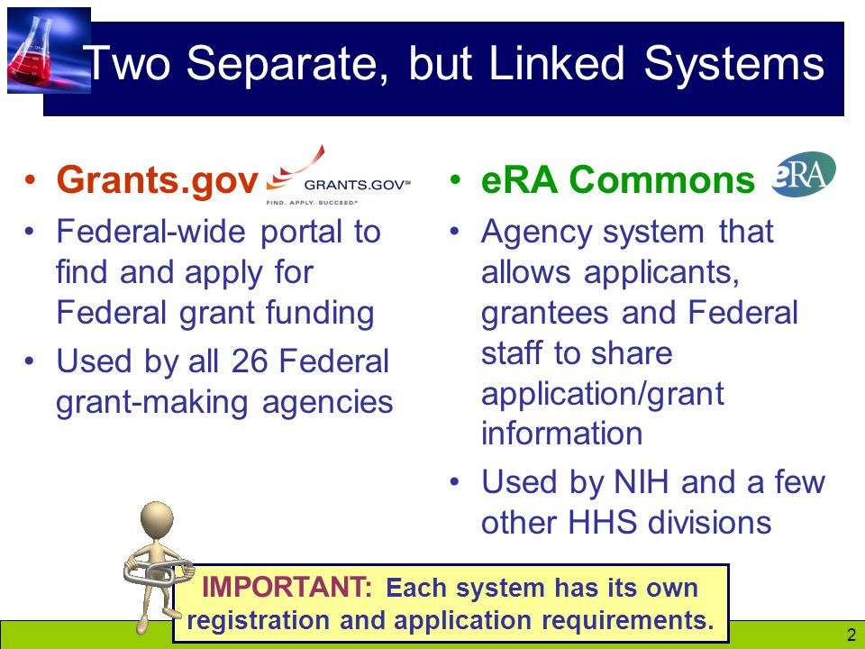 83 Program-specific Considerations NIH Academic Research Enhancement Award (AREA) –US organizations only –Project Period limited to 3 years –The budget for the entire project period must be included in budget period one