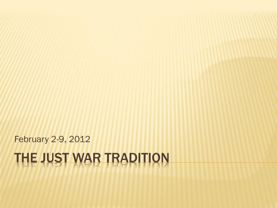 February 2-9, 2012