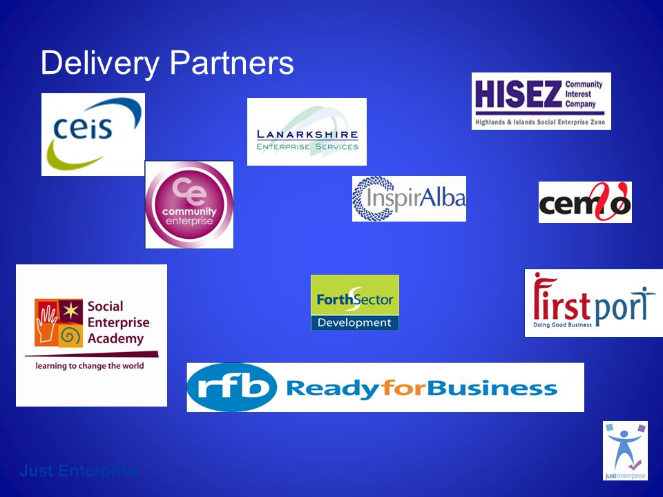 Just Enterprise Delivery Partners