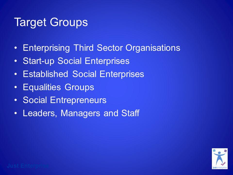 Just Enterprise Delivery Partners