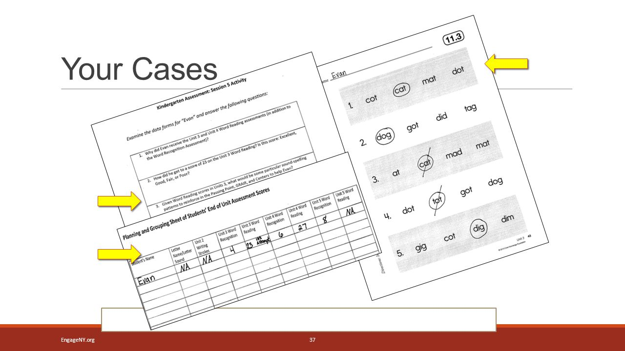 Your Cases EngageNY.org37