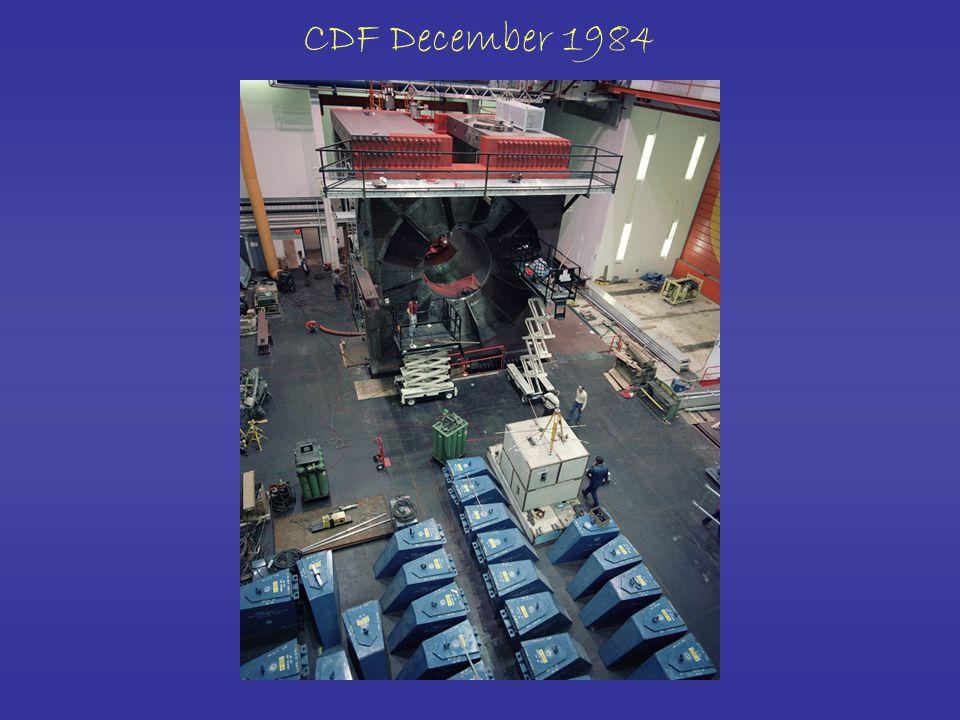 CDF December 1984