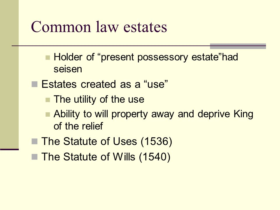 Rule in Shelley's Case-Examples O conveys Blackacre to A for life, remainder to A's heirs.
