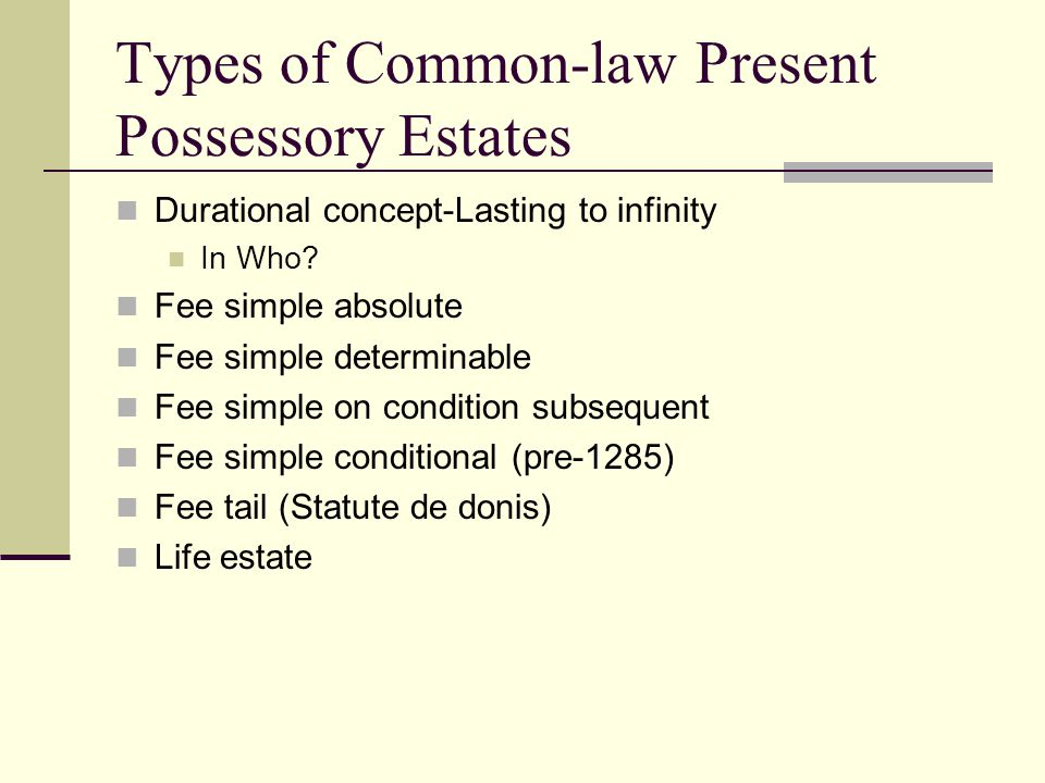 Exam Question Oscar, who owns Blackacre in fee simple absolute, conveys Blackacre to Charlie and his heirs. Charlie has a: (a) Fee simple absolute (b) Fee tail (c) Life estate (d) Term of years (e) Fee simple on condition subsequent This question is worth one point-The correct answer is (a)