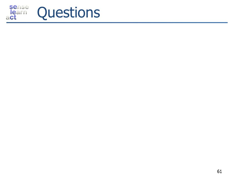 Questions 61