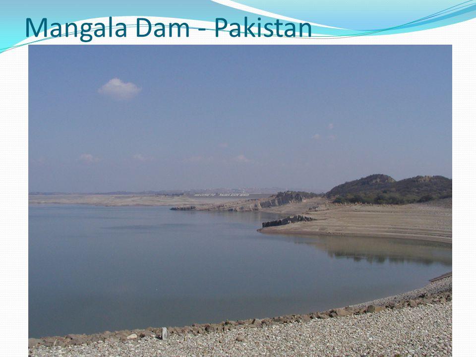 Mangala Dam - Pakistan