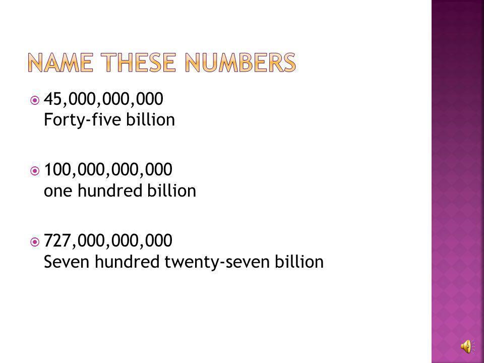  45,000,000,000  100,000,000,000  727,000,000,000