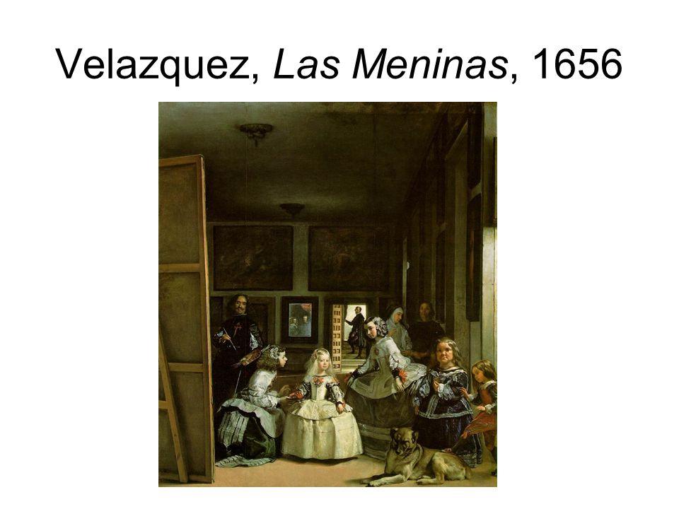 Velazquez, Las Meninas, 1656