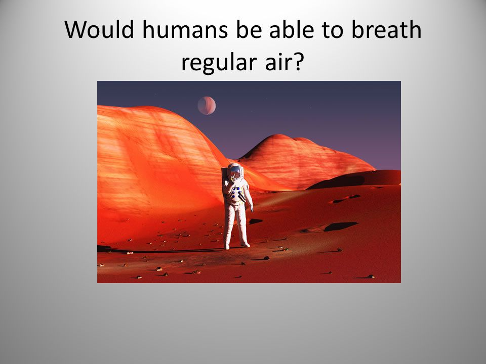 Would technology help us to survive?