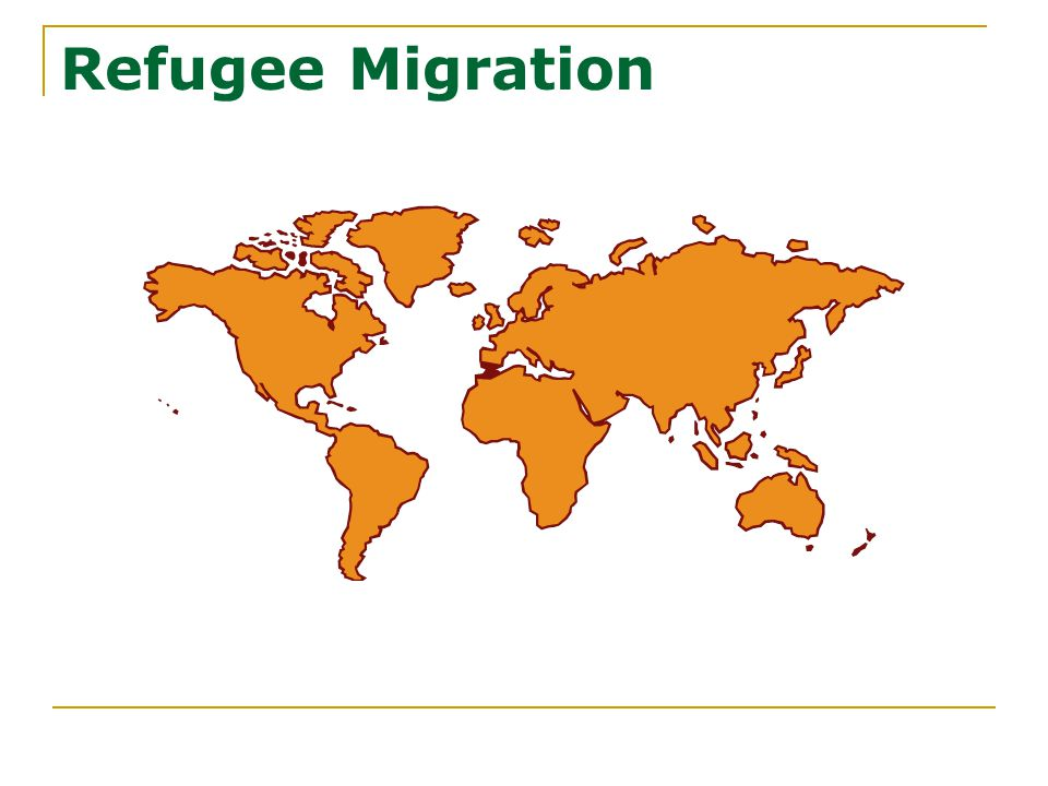 Refugee Migration