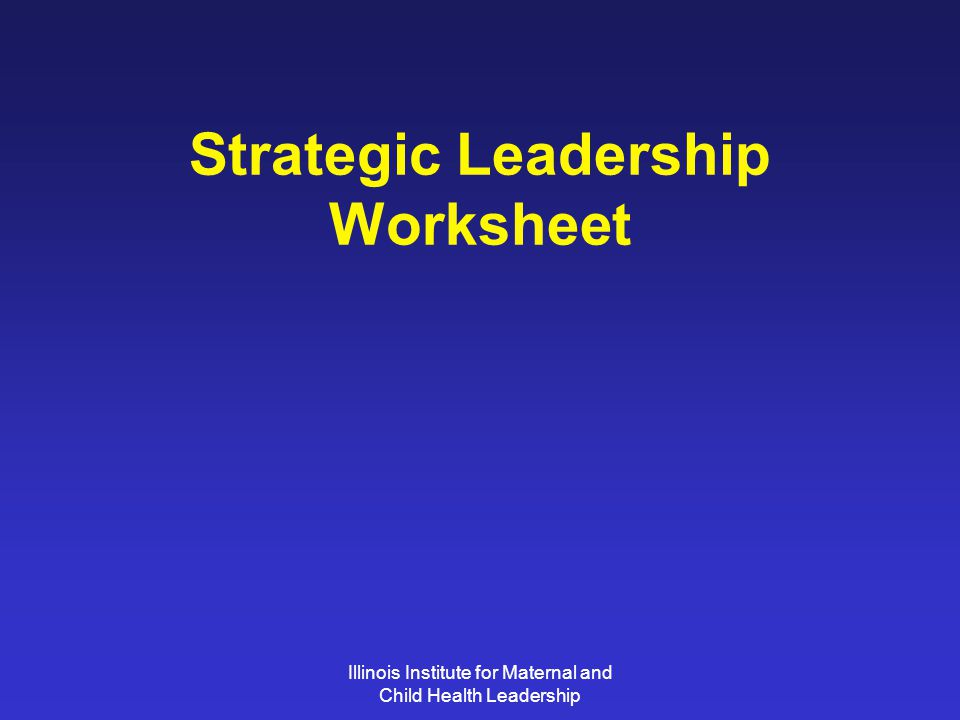 Leadership Behavior Analysis II-Self Three Components Style Flexibility Leadership Styles Style Effectiveness