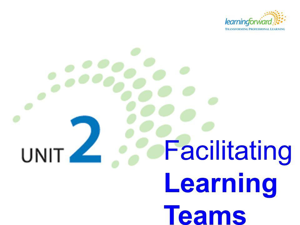 In a group of four, look through the tools offered for assessing learning teams.
