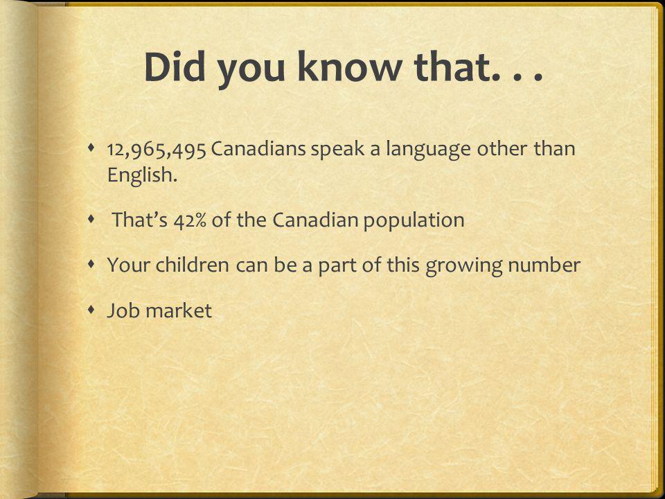 Why learn Spanish.