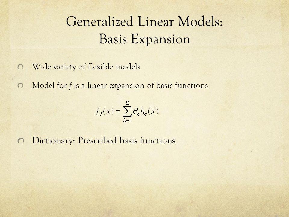 Statistics Properties of LS Model Uncorrelated noise: Mean zero, Variance Then Noise estimation Model d.f.