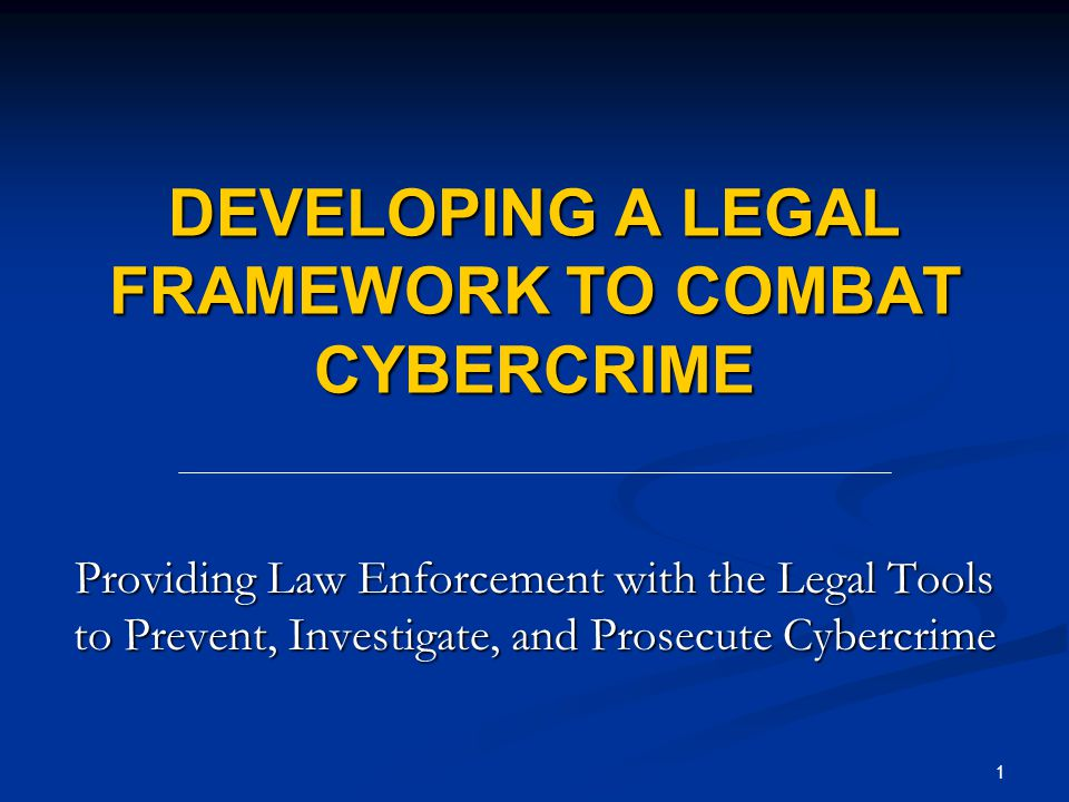 52 Overview I.Balancing Privacy and Public Safety II.Limits on Law Enforcement Investigative Authority III.Intercepting Electronic Communications IV.Collecting Traffic Data Real Time V.Obtaining Content Stored on a Computer Network VI.Obtaining Non-Content Information Stored on a Computer Network VII.Compelling the Target to Disclose Electronic Evidence