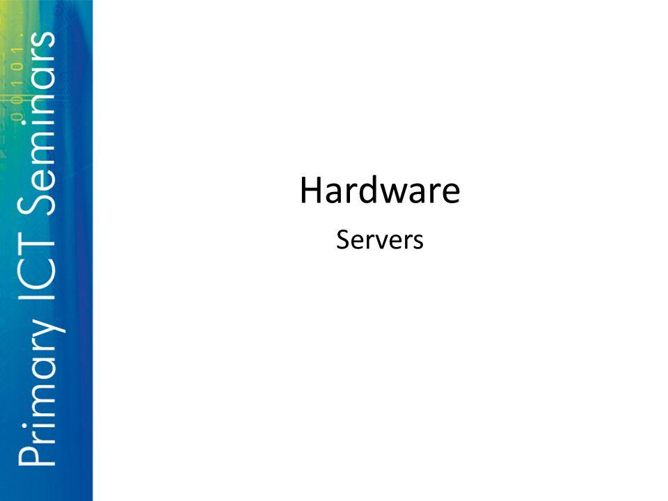 Hardware Servers