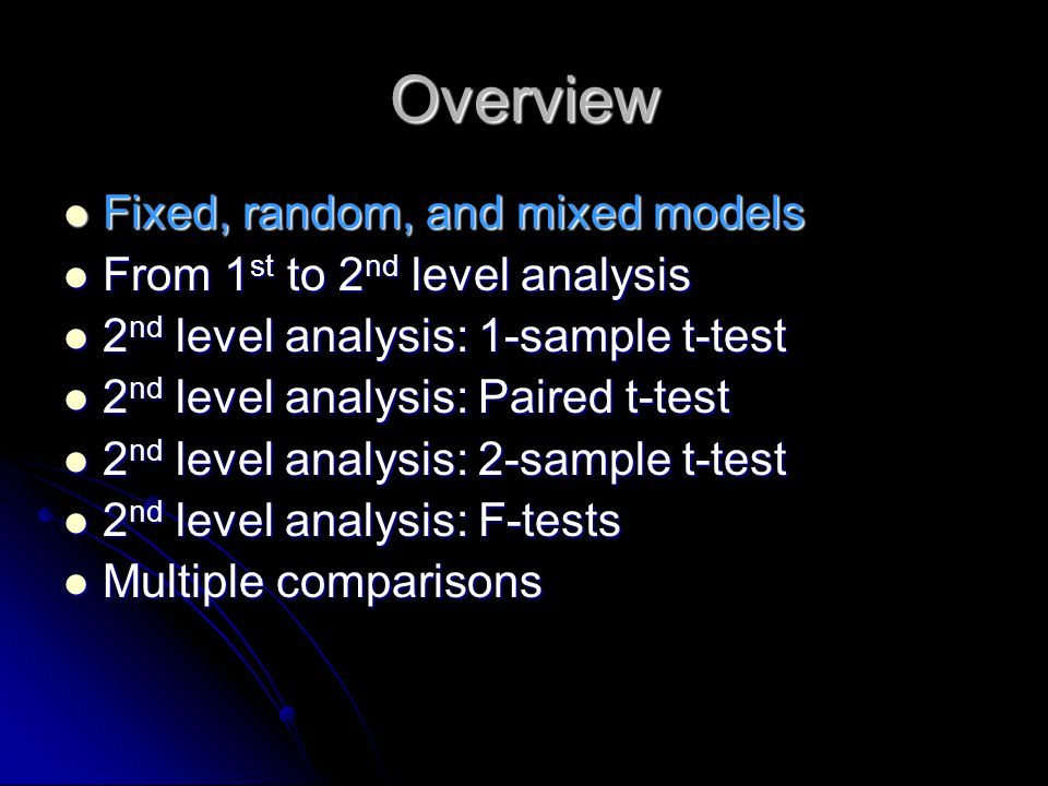 Both use the GLM model/tests and a similar SPM machinery Both use the GLM model/tests and a similar SPM machinery Both produce design matrices.