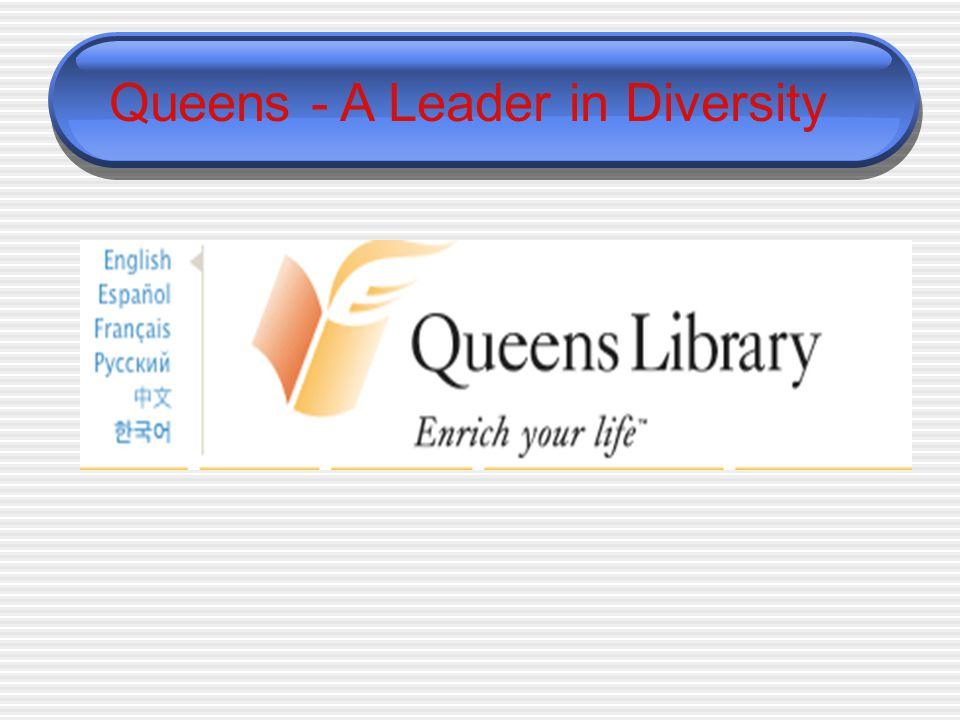 Queens - A Leader in Diversity