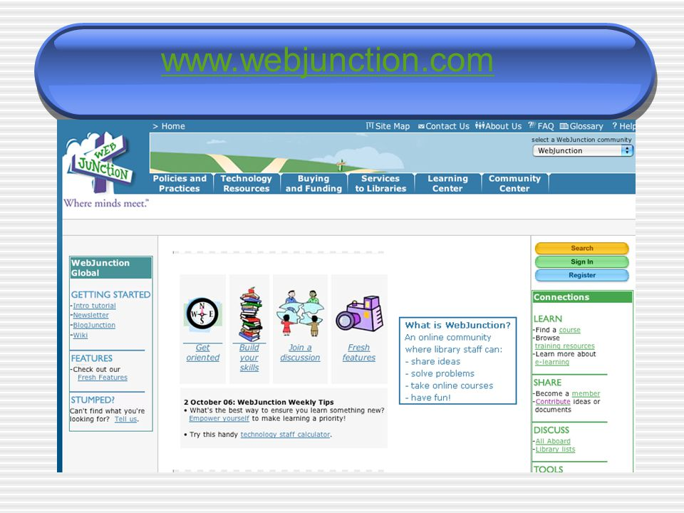 www.webjunction.com