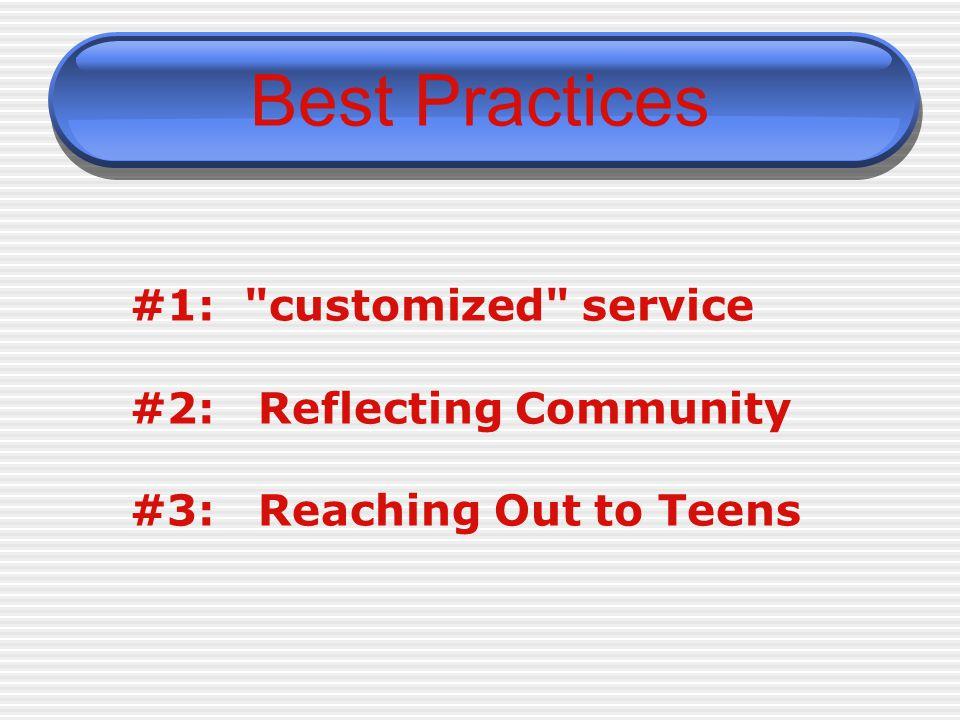 Best Practices #1: