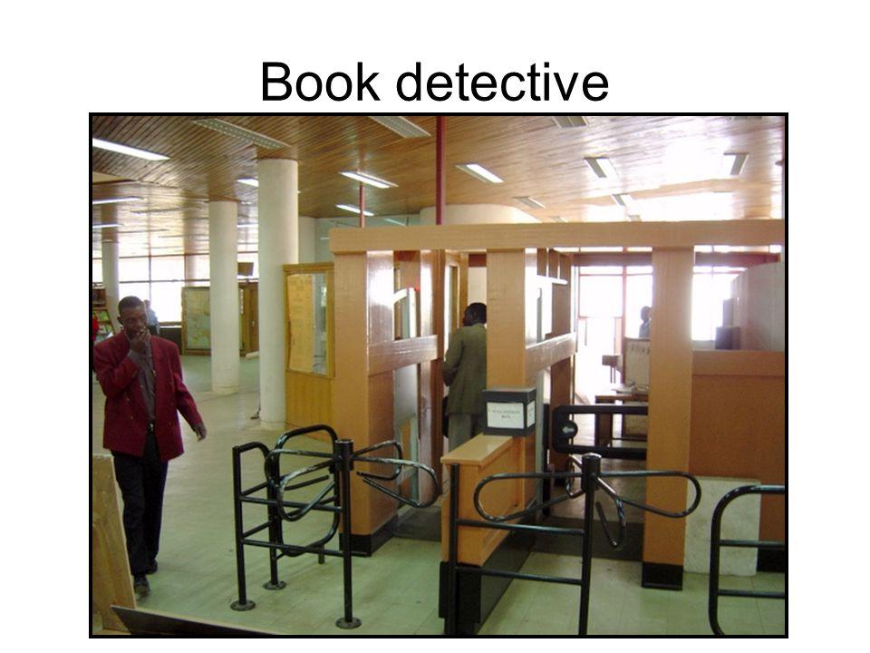 Book detective