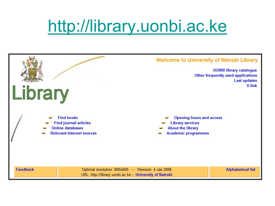 http://library.uonbi.ac.ke