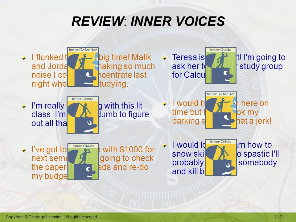 7 | 38 Copyright © Cengage Learning.All rights reserved.