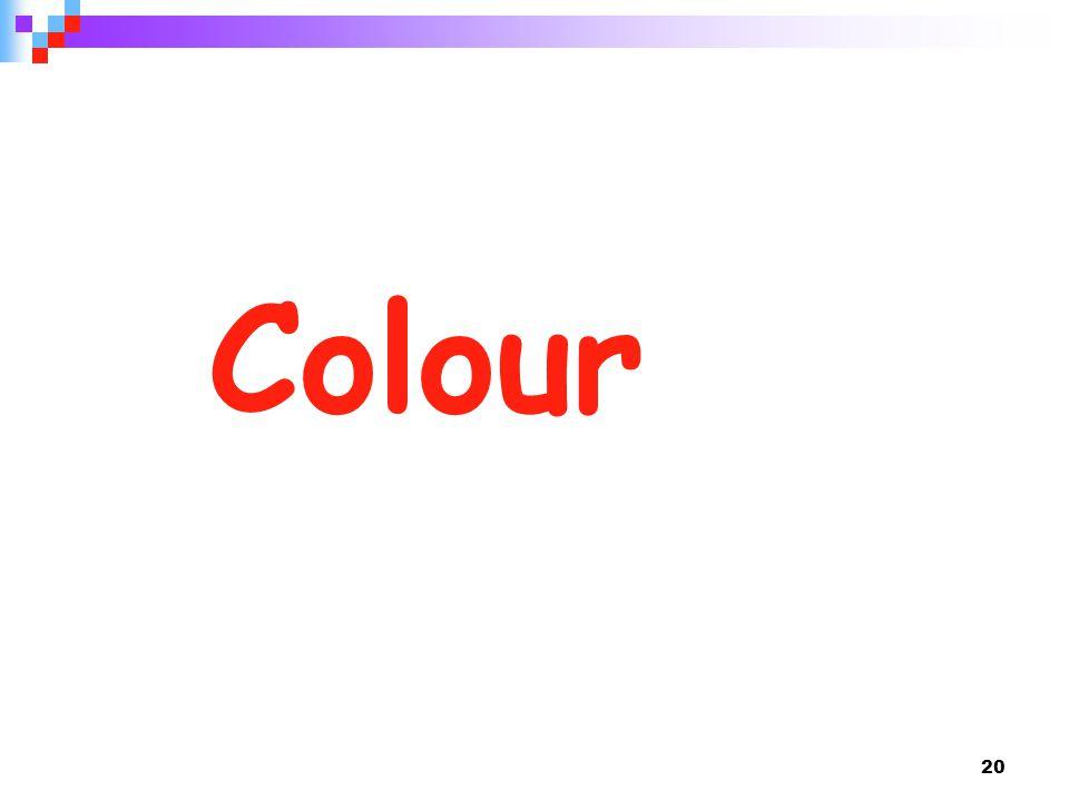 20 Colour