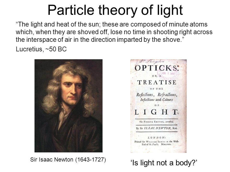 Where's the photon?