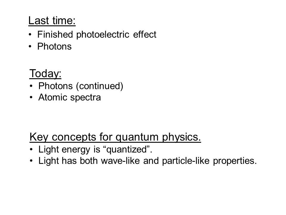 Electromagnetic Waves and Photons are describing the same thing.