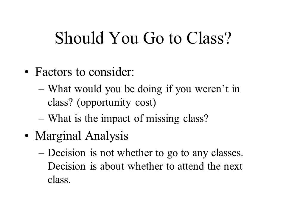 Empirical Study Romer, David, Do Students Go to Class.
