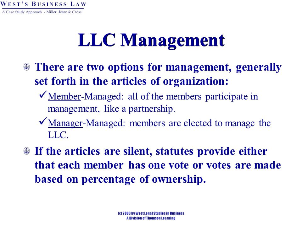 § 2: LLP's Creature of state statute, similar to an LLC except that an LLP is designed for professionals who normally do business as a partnership (lawyers and accountants).