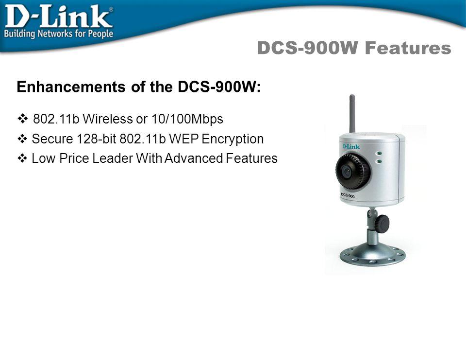DCS-900/W Technical Spec.