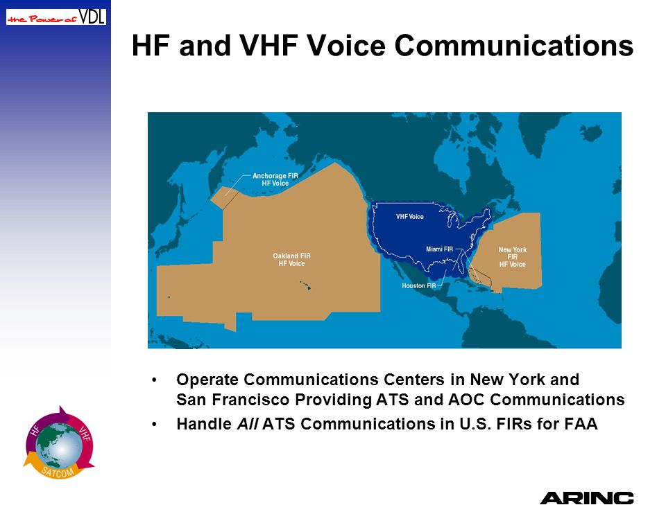 GLOBALink VHF in North America Operational Since 1978; Over 400 Ground Stations Used by Over 5,800 Aircraft to Communicate 15 Million Messages per Month A