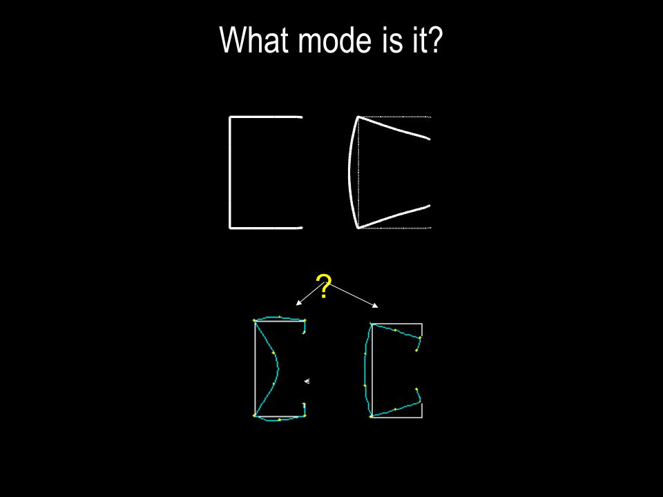 What mode is it? ?
