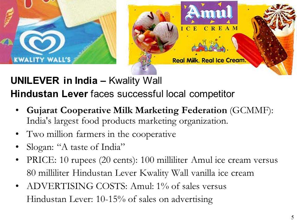 6 Umbrella brands: Nestlé products in the super- market.