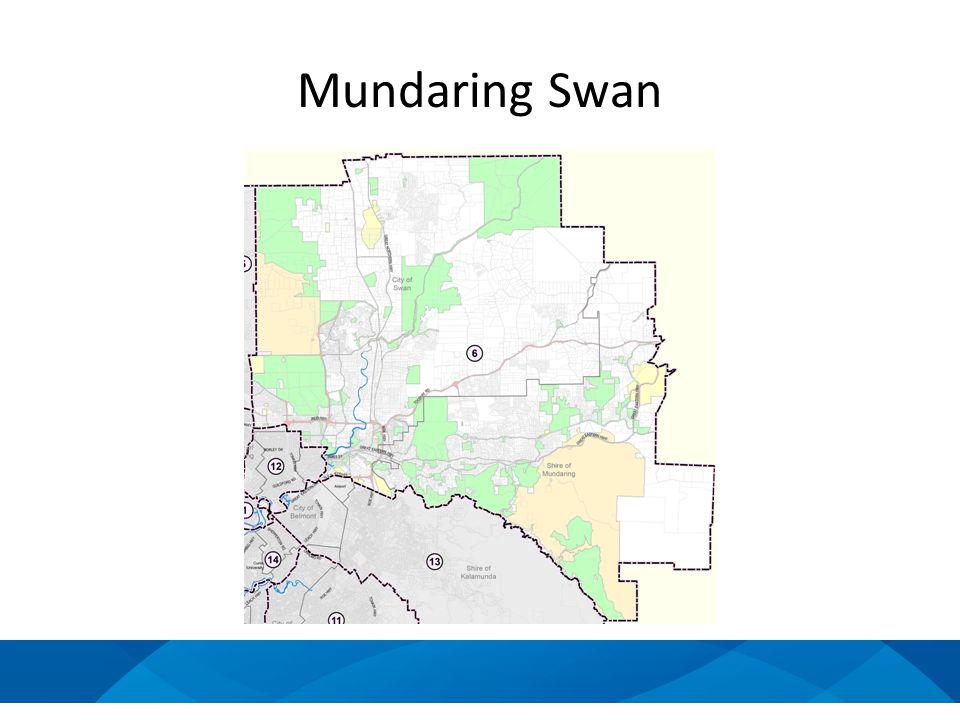 Mundaring Swan