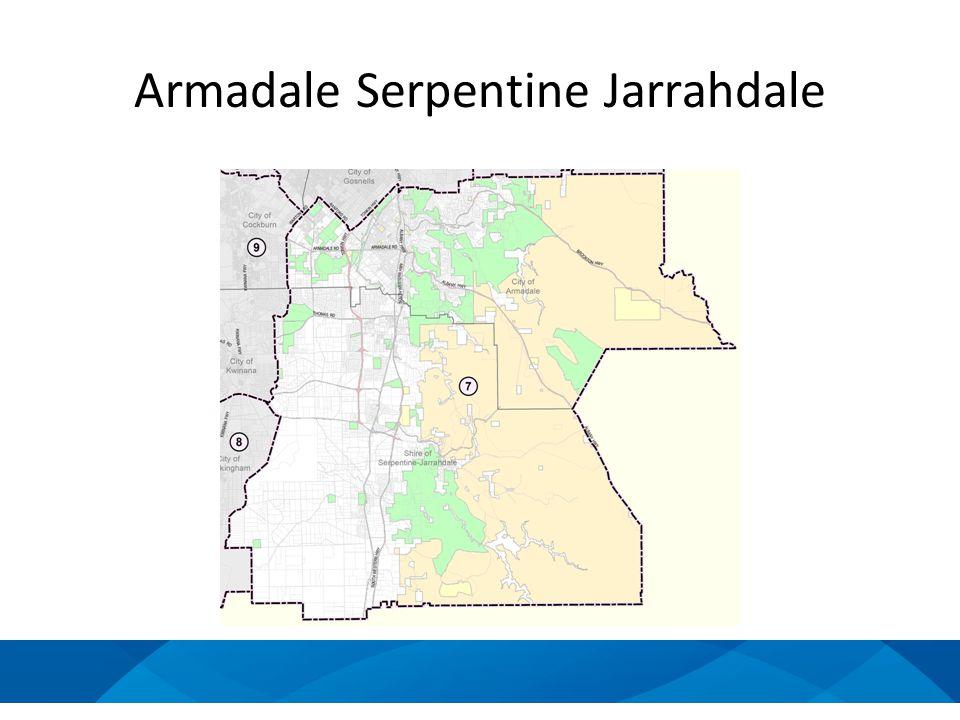 Armadale Serpentine Jarrahdale