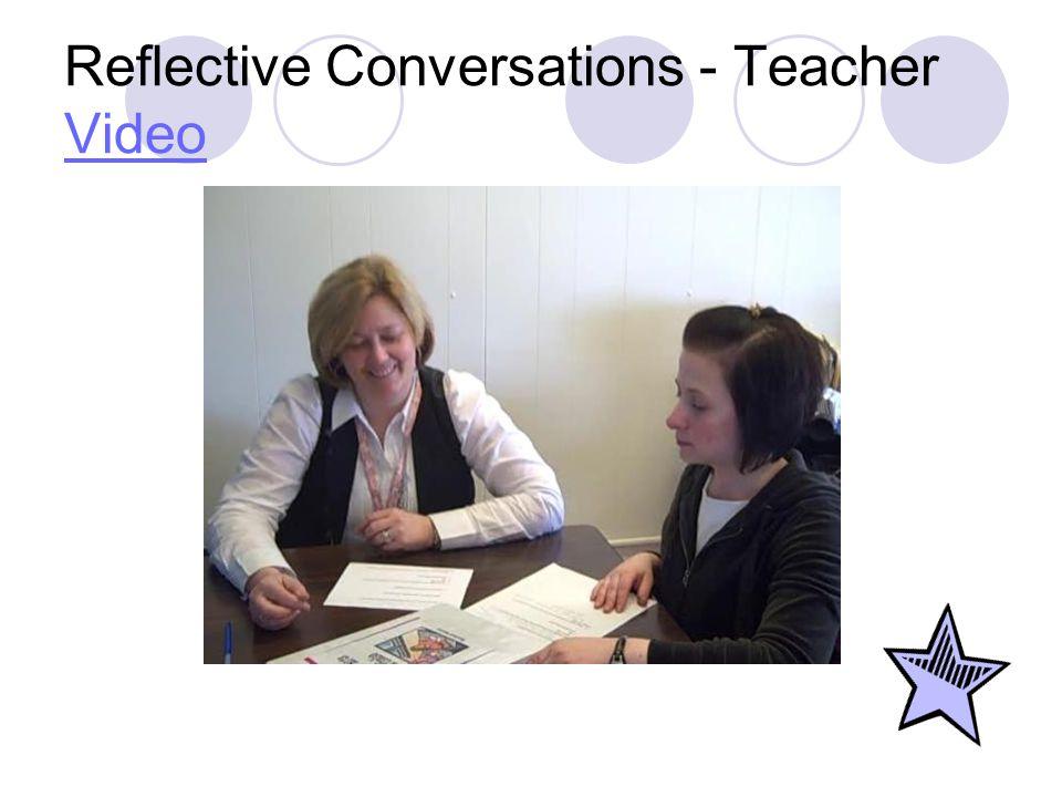 Reflective Conversations - Teacher Video Video