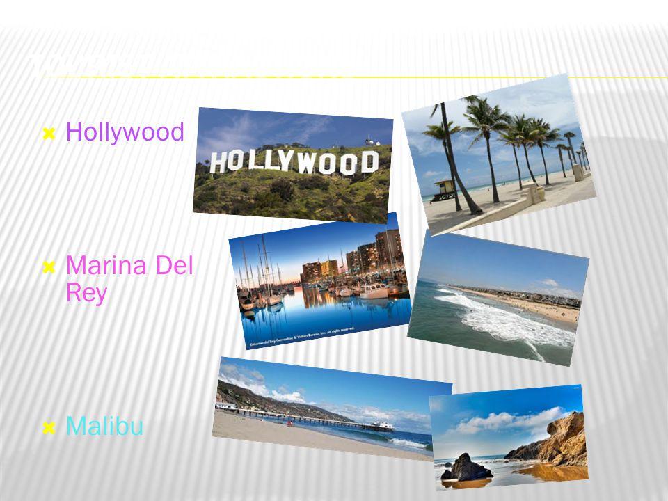  Hollywood  Marina Del Rey  Malibu